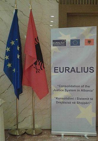 EURALIUS - EURALIUS insignia