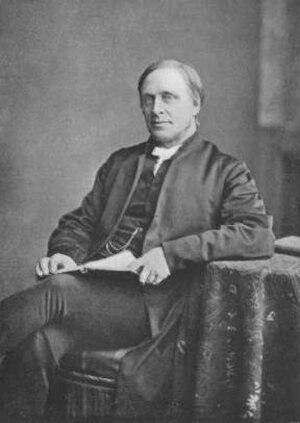 Edward White Benson - Archbishop Benson