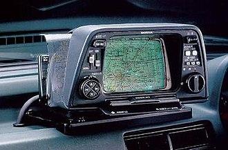 Electro Gyrocator - Map Based Navigation System
