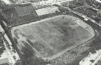 Estádio dos Eucaliptos - Image: Eucaliptos Stadium, Porto Alegre, RS, Brazil