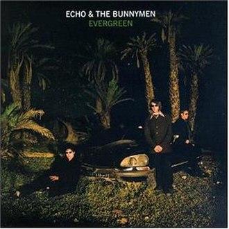 Evergreen (Echo & the Bunnymen album) - Image: Evergreen Echo