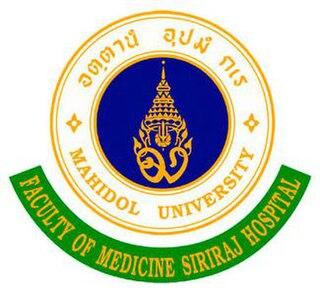 Faculty of Medicine Siriraj Hospital, Mahidol University hospital