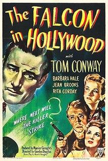 <i>The Falcon in Hollywood</i> 1944 film by Gordon Douglas