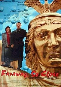 <i>Faraway, So Close!</i> 1993 film by Wim Wenders