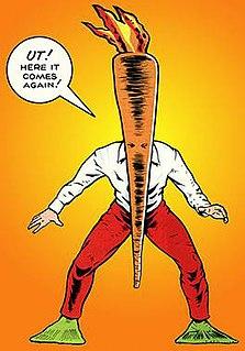 <i>Flaming Carrot Comics</i>
