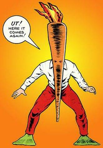 Flaming Carrot Comics - Image: Flaming Carrot