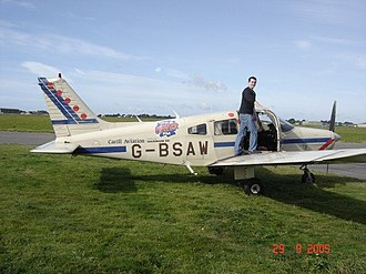 Capital South Coast - Power FM Flying Eye (Piper Cherokee)