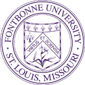 Fontbonne University - Image: Fontbonne Seal