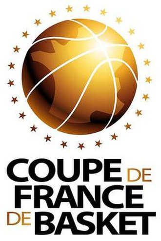 French Basketball Cup - Image: French Basketball Cup logo