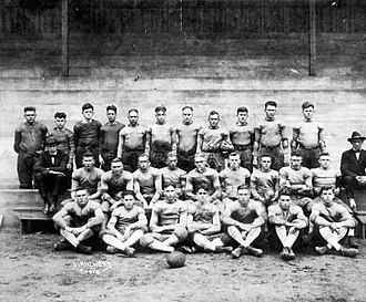 1919 Furman Purple Hurricane football team - Image: Furman Purple Hurricane football team (1919)