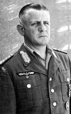 Heinrich Kreipe - Image: General Heinrich Kreipe