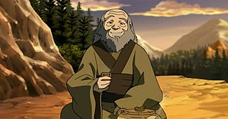 Iroh Character in Avatar: The Last Airbender