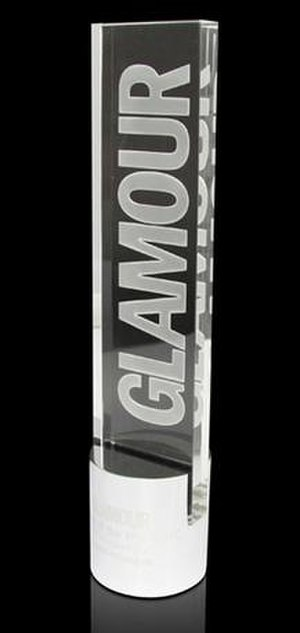 Glamour Awards - A Glamour award