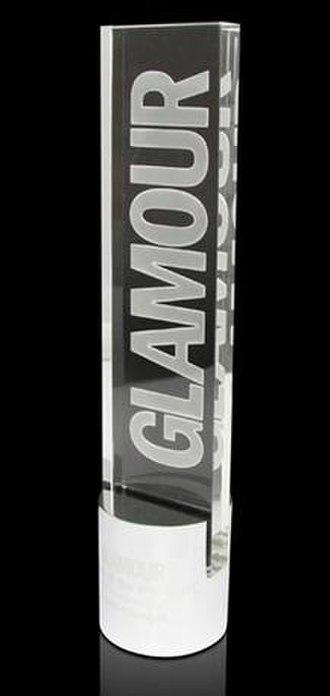 Glamour Awards - A Glamour award