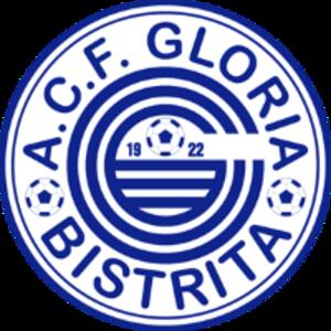 AF Gloria Bistrița - Former logo.