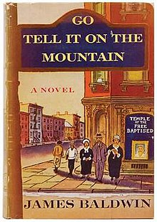 Image result for go tell it on the mountain book cover