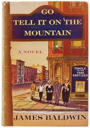 Go Tell It on the Mountain (novel) - First edition