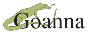 Goanna (software) - Image: Goanna layout engine logo