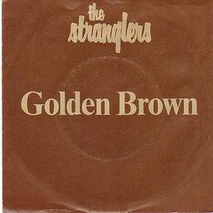 Golden Brown - Image: Golden Brown cover art