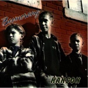 Boomerang (Hanson album) - Image: Hanson Boomerang