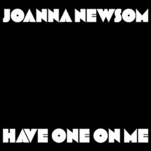 Have One on Me -  The original black and white cover used by the label at first.