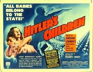 Hitler's Children (1943 film) - Lobby card