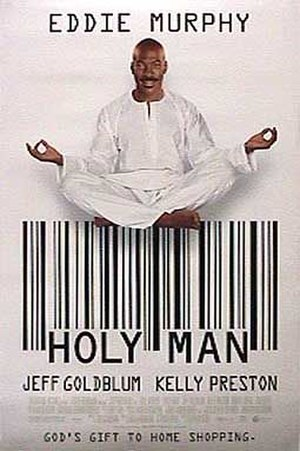 Holy Man - Theatrical release poster