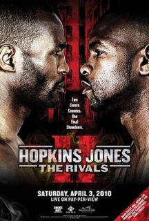 Bernard Hopkins vs. Roy Jones Jr. II Boxing competition