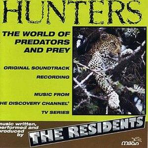 Hunters (album) - Image: Hunters (album)