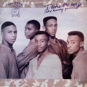 I Like the Way (The Kissing Game) - Image: I Like the Way (The Kissing Game) by Hi Five