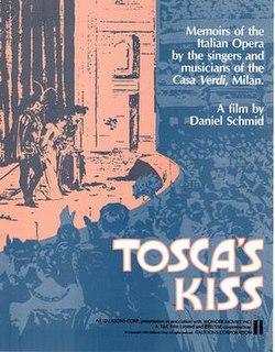<i>Il Bacio di Tosca</i> 1984 film by Daniel Schmid