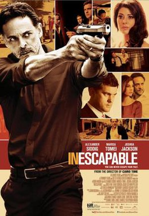 Inescapable (film) - Movie poster