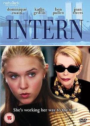 The Intern (2000 film) - DVD cover