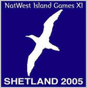 2005 Island Games - Image: Island Games 2005 logo