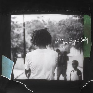 4 Your Eyez Only - Image: J. Cole — 4 Your Eyez Only album cover