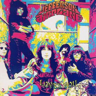 Jefferson Airplane Loves You - Image: JA Loves You CD2