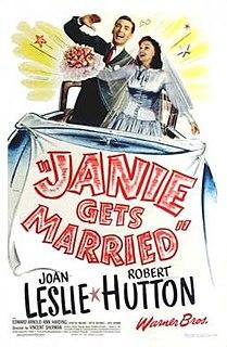<i>Janie Gets Married</i>
