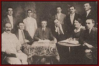Jewish Socialist Federation