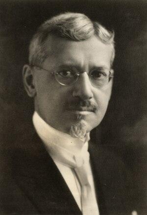 Joseph DeLee - Image: Joseph De Lee U Chicago archives