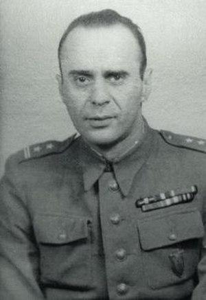 Józef Różański - Image: Jozef Rozanski SB
