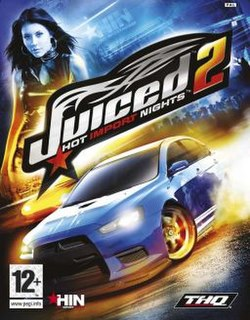 Juiced  Hot Import Nights Ps Car List