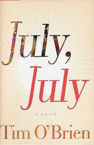July, July - First edition (publ. Houghton Mifflin)