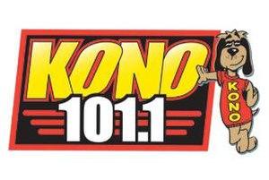 KONO-FM - Image: KONO 101