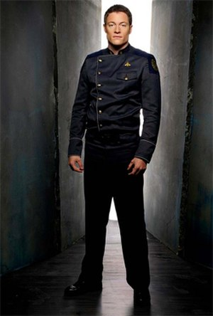 "Karl Agathon - Tahmoh Penikett as Karl ""Helo"" Agathon"