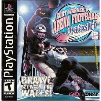 Kurt Warner's Arena Football Unleashed - Image: Kurt Warner's Arena Football Unleashed