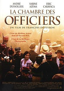 The officers 39 ward film wikipedia - Analyse la chambre des officiers marc dugain ...