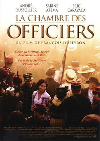 The Officers' Ward (film) - DVD cover