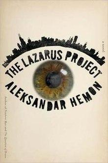 The Lazarus Project Book