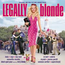 Legally Blonde Soudtrack