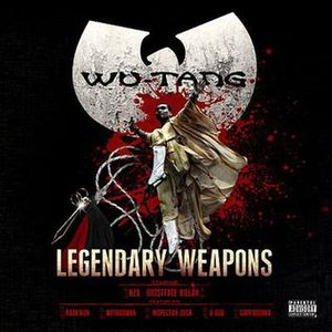 Legendary Weapons - Image: Legendary Weapons (cover)